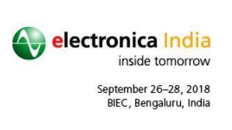 electronica_india_2018