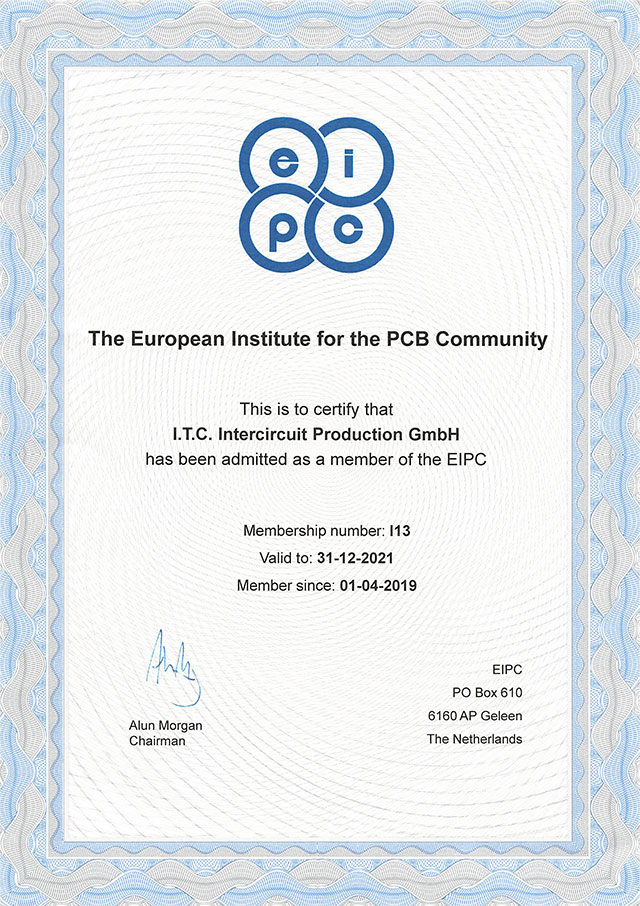The European Institute for the PCB Community